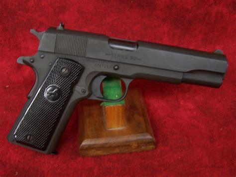 Colt M1911a1 Series 80