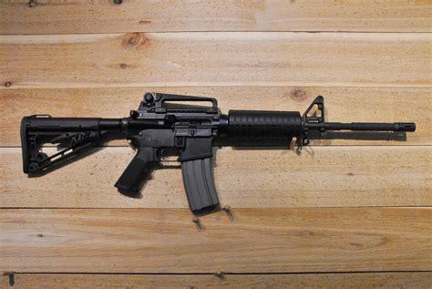 Colt M4 Carbine 5 56 Review