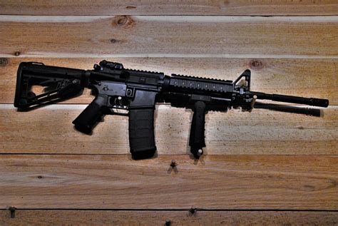 Colt M4 Carbine 5 56 Accessories
