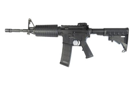 Colt M4 Carbine 5 56 Mm