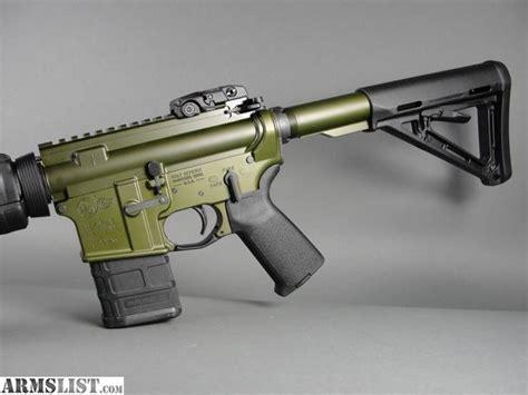 Colt M4 Carbine Od Green