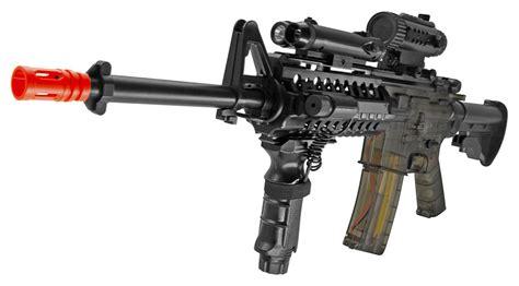 Rifle Colt M4a1 Electric Airsoft Rifle Kit Smoke.