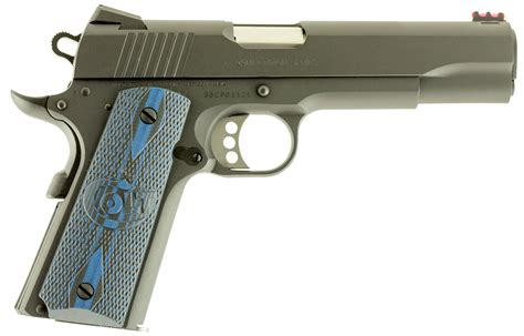 Colt Mfg O1983CCS 1911 Competition Single 38 Super 5 9 1