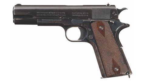 Colt Model 1911 Us Navy