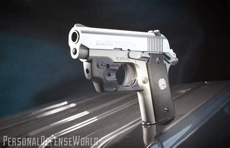 Colt Mustang Pocketlite 380 Personal Defense World