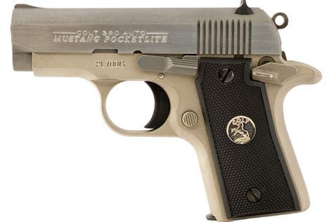 Colt Mustang Pocketlite 380 Stock Assembly Rh