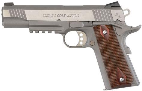 Colt Rail Gun 9mm 1911