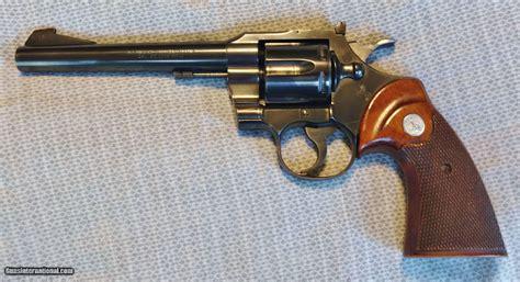 Colt Revolvers Officers Model For Sale