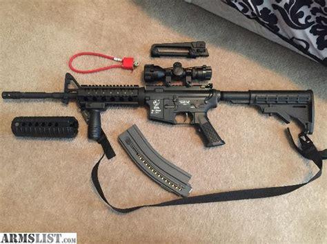Colt Tactical 22 Rimfire M4 Carbine
