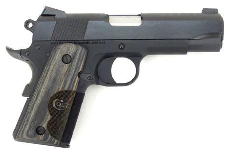 Colt Wiley Clapp 1911 Cco