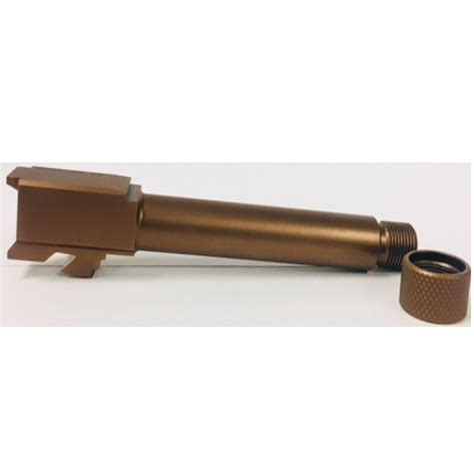 Combat Armory Glock 19 Threaded Barrel
