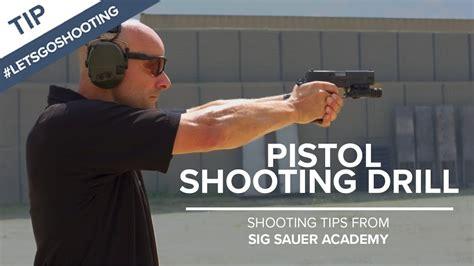 Combat Handgun Drills