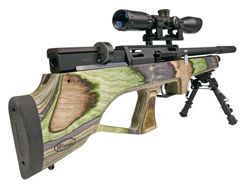 Cometa Bullpup Air Rifle And Crosman Benjamin Titan Nitro Piston 177 Caliber Air Rifle