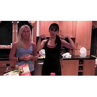 Comfort foods and tailgate treats by the get in shape girl step by step