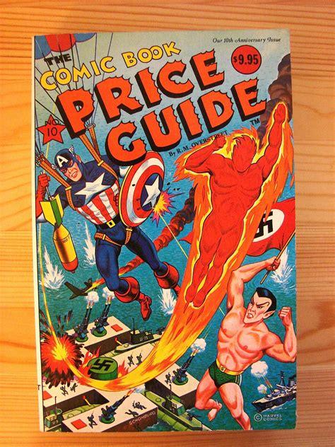 Comic Book Pricing Guide