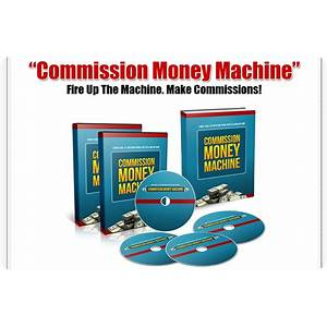 Coupon code for commission money machine
