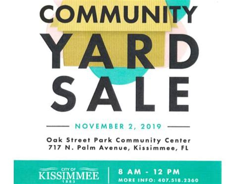 Community Garage Sale Orlando Make Your Own Beautiful  HD Wallpapers, Images Over 1000+ [ralydesign.ml]