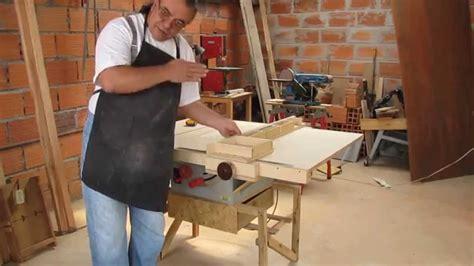 Como hacer una mesa de corte para sierra circular Image