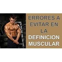 What is the best como lograr crecimiento y definicin muscular extremas?