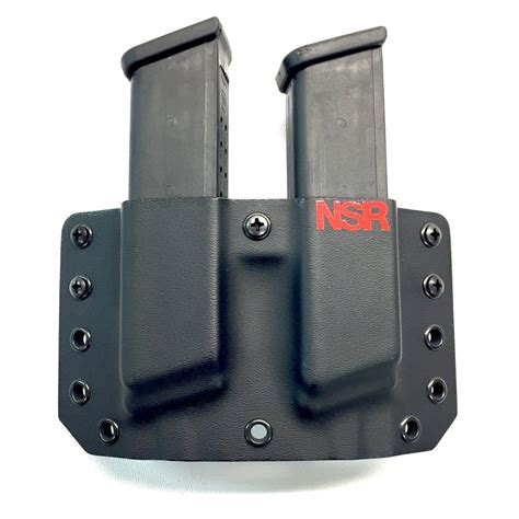 Comp Tac Glock 17 Double Mag Pouch