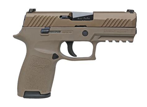 Sig-Sauer Compact 9mm Sig Sauer.
