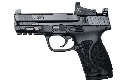 Compact 9mm With Red Dot Sight
