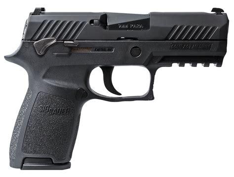 Sig-Sauer Compact Double Stac Sig Sauer Pistols.
