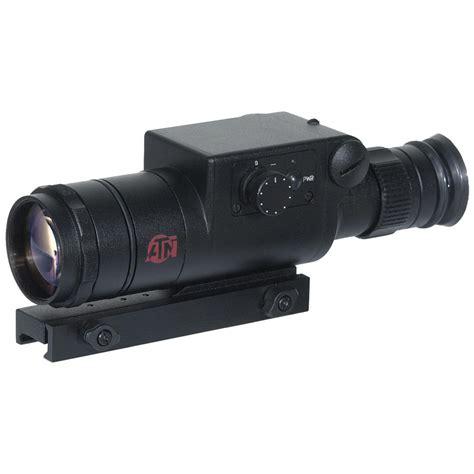Rifle-Scopes Compact Night Vision Rifle Scope.