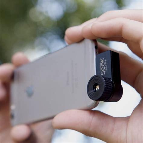 Compactxr - Iphone Thermal Camera Seek Thermal Inc