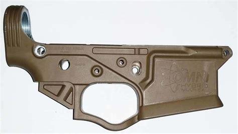 Comparing The Ati Omni Hybrid W The Original Ati Omni Ar15 Receiver
