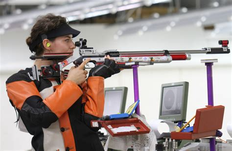 Competition Shooting Air Rifle