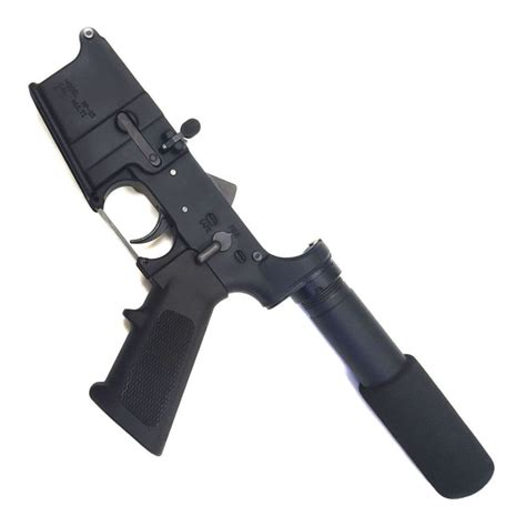 Complete Ar-15 Mil-spec A2 Upper Receiver