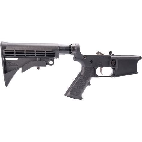 Complete Ar 10 Lower Receiver For Sale