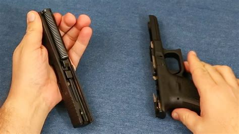 Complete Disasembly Of A Glock 17 Site Youtube Com