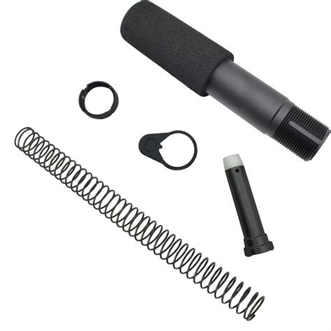 Complete Lower Parts Kit With Buffer Tube