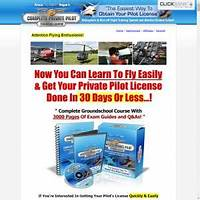 Completepilot com get your private pilot license! (75% comms upsell free tutorials