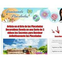 Completo programa para dominar pinceladas decorativas reviews