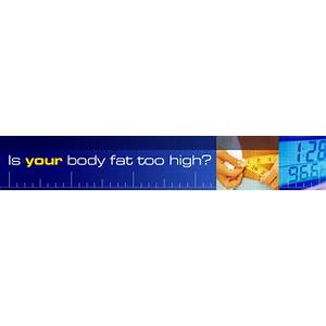 Composition tracker is your body fat too high? free trial