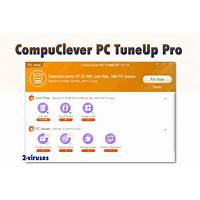 Compuclever pc tuneup pro secret codes