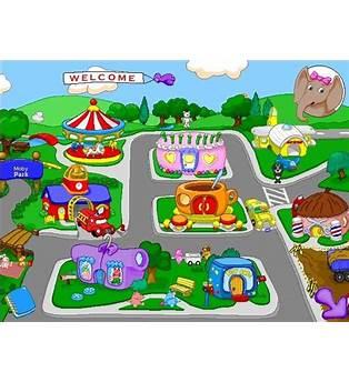 Computer Games For Preschoolers