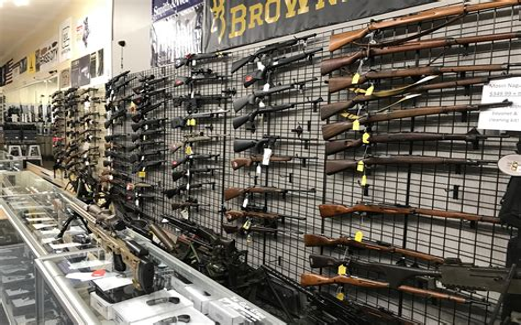 Gun-Store Computers And Guns Store.