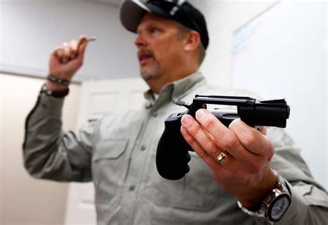Concealed Carry Handgun Instructor