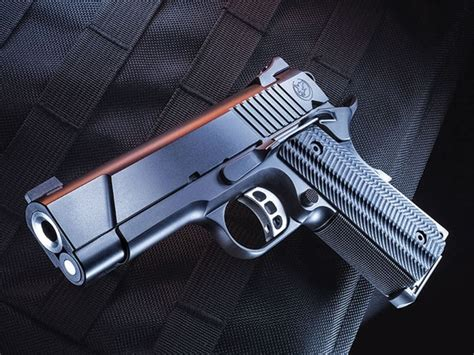 Concealed Carry Handguns 1911 Look Alikes And Handgun Carry Law In Texas