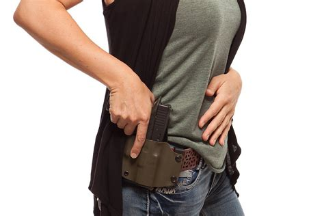 Concealed Handgun For Wife