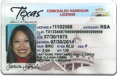 Concealed Handgun License Lufkin Tx
