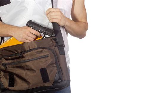 Concealed Handgun Texas College