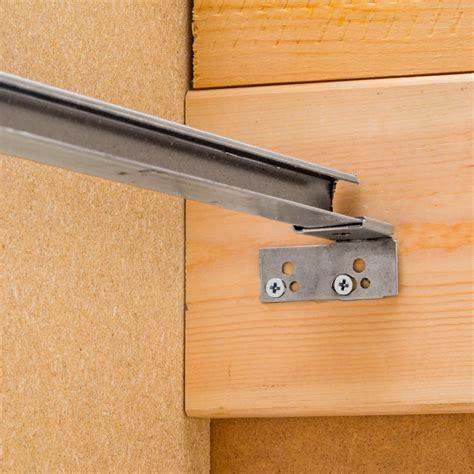 Concealed drawer slides Image