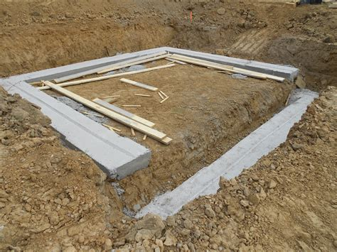 Concrete Footings For Garage Make Your Own Beautiful  HD Wallpapers, Images Over 1000+ [ralydesign.ml]