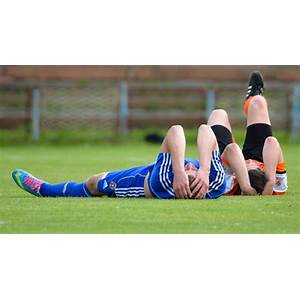 Discount concussion from soccer? prevent and treat a concussion from soccer!