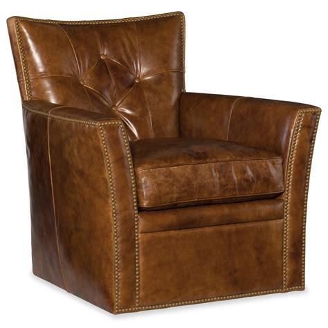 Conner Swivel Club Chair